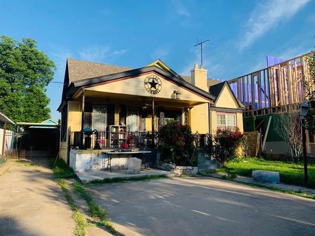 639 N Tyler Street, Dallas, TX 75208 (MLS #14358403) :: HergGroup Dallas-Fort Worth