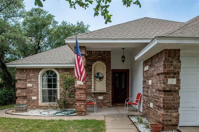 211 Oakridge Drive, Weatherford, TX 76086 (MLS #14358408) :: Team Hodnett