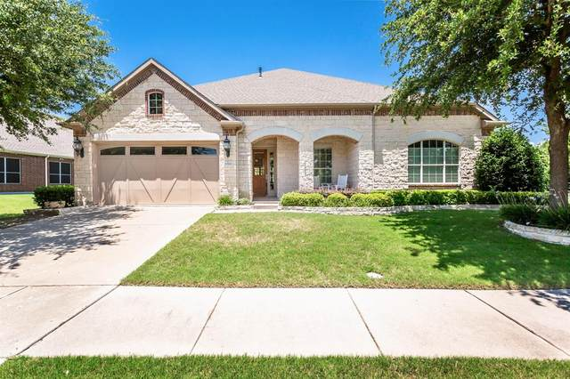 1324 Discovery Bay Drive, Frisco, TX 75036 (MLS #14358411) :: RE/MAX Pinnacle Group REALTORS