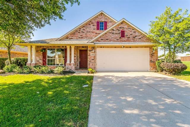1408 Brownford Drive, Fort Worth, TX 76028 (MLS #14358413) :: The Rhodes Team