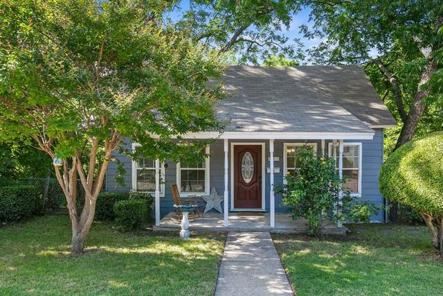 151 W College Street, Lewisville, TX 75057 (MLS #14358419) :: Tenesha Lusk Realty Group