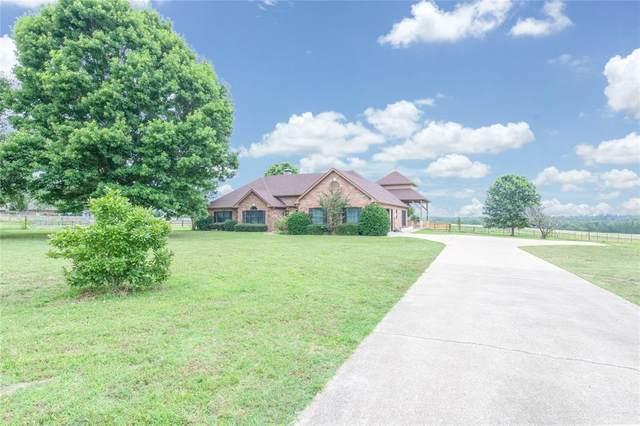 8661 Mill Run Road, Athens, TX 75751 (MLS #14358427) :: The Kimberly Davis Group