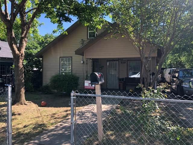 407 Wayne Street, Dallas, TX 75223 (MLS #14358434) :: The Kimberly Davis Group