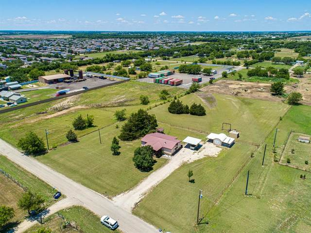 17551 Matany Road, Justin, TX 76247 (MLS #14358435) :: Maegan Brest | Keller Williams Realty