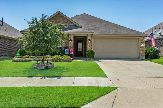 1416 Christina Creek Drive, Little Elm, TX 75068 (MLS #14358436) :: RE/MAX Pinnacle Group REALTORS