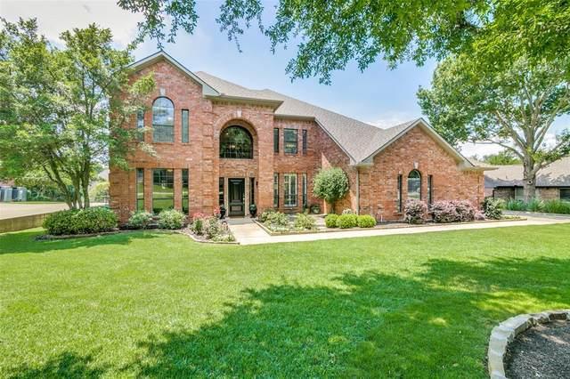 2408 Conrad Circle, Heath, TX 75032 (MLS #14358442) :: Robbins Real Estate Group