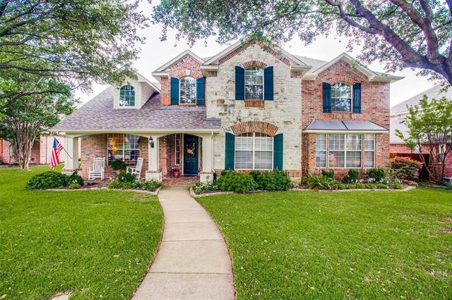 4428 Creekbend Circle, Richardson, TX 75082 (MLS #14358476) :: Tenesha Lusk Realty Group