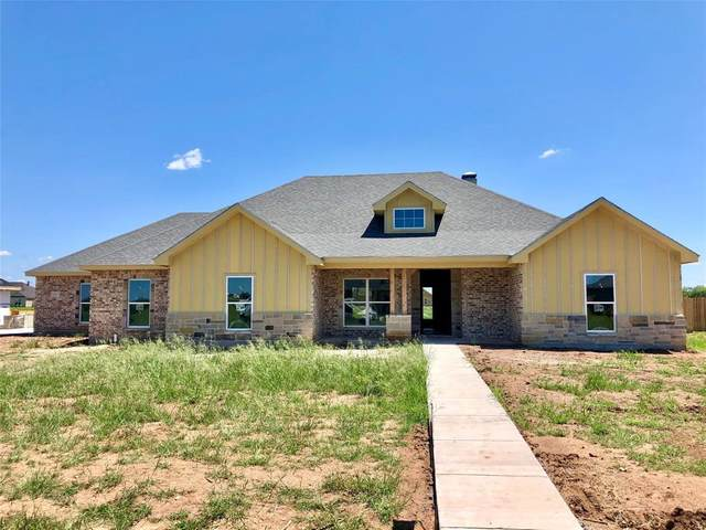 117 Dorado Court, Abilene, TX 79602 (MLS #14358504) :: The Kimberly Davis Group