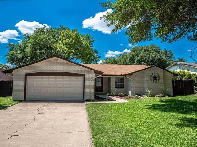 9912 Westpark Drive, Benbrook, TX 76126 (MLS #14358517) :: Tenesha Lusk Realty Group