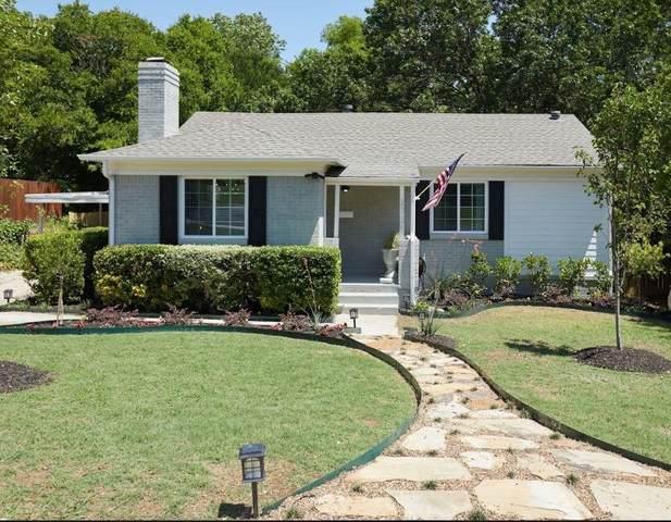 2725 Avon Street, Dallas, TX 75211 (MLS #14358533) :: The Good Home Team