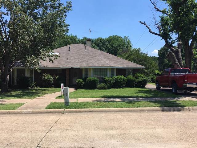 4201 Scott Drive, Rowlett, TX 75088 (MLS #14358541) :: The Good Home Team