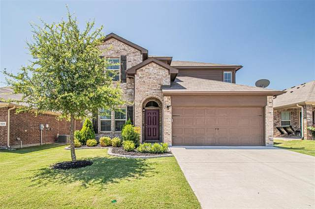 625 Creekview Drive, Azle, TX 76020 (MLS #14358576) :: The Good Home Team