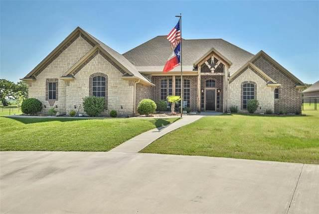 131 Ellis Spring Drive, Weatherford, TX 76085 (MLS #14358588) :: Team Hodnett