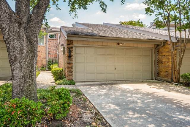 12230 Montego Plaza, Dallas, TX 75230 (MLS #14358592) :: The Kimberly Davis Group