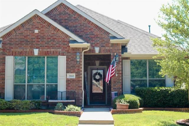 2060 Heather Glen Drive, Rockwall, TX 75087 (MLS #14358609) :: Trinity Premier Properties