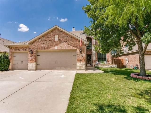 629 Catalpa Road, Fort Worth, TX 76131 (MLS #14358610) :: The Star Team | JP & Associates Realtors
