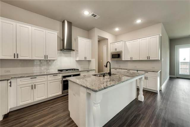 9526 Hetta Drive, Frisco, TX 75035 (MLS #14358621) :: Tenesha Lusk Realty Group