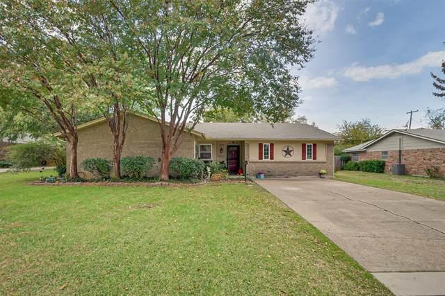 103 Cedar Street, Mansfield, TX 76063 (MLS #14358635) :: RE/MAX Pinnacle Group REALTORS