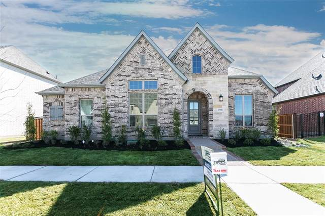 1908 Green Jasper Place, Arlington, TX 76005 (MLS #14358649) :: The Heyl Group at Keller Williams