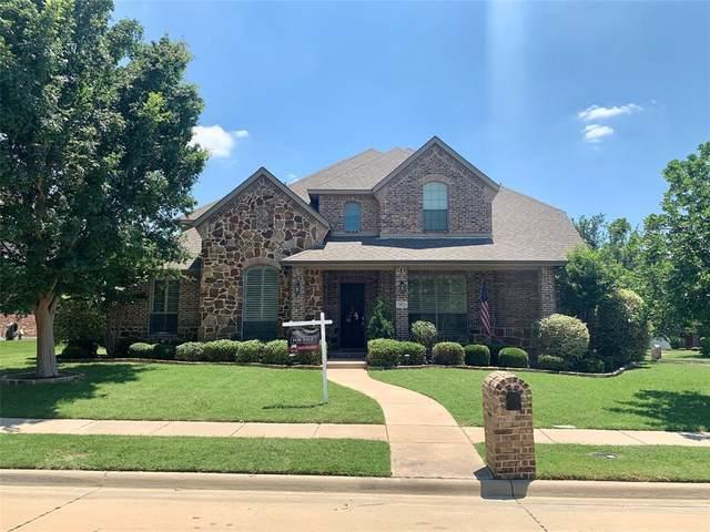 10974 Apple Valley Drive, Frisco, TX 75033 (MLS #14358652) :: Post Oak Realty