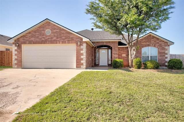 6217 Duchess Avenue, Abilene, TX 79606 (MLS #14358656) :: Team Hodnett