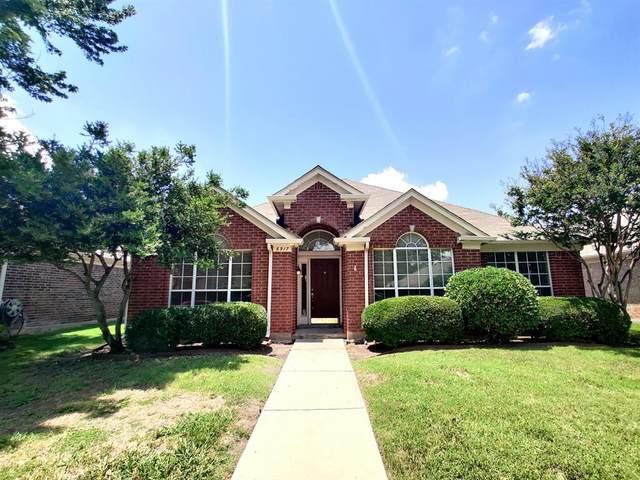 6917 Chateau Drive, Frisco, TX 75035 (MLS #14358662) :: Tenesha Lusk Realty Group