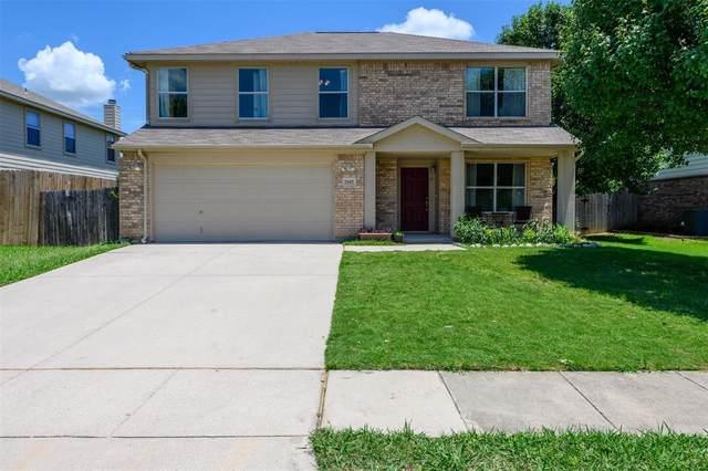 1643 Sequoia Drive, Krum, TX 76249 (MLS #14358666) :: Trinity Premier Properties