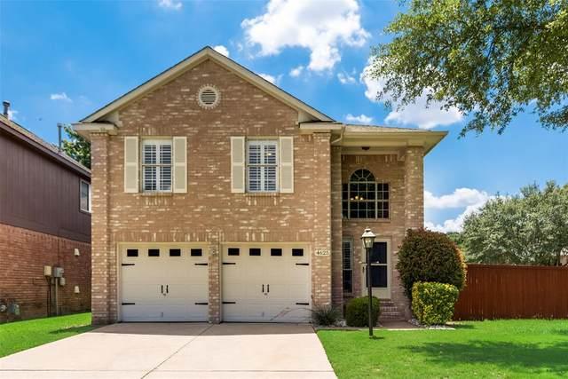 4625 Sandera Lane, Flower Mound, TX 75028 (MLS #14358712) :: Post Oak Realty