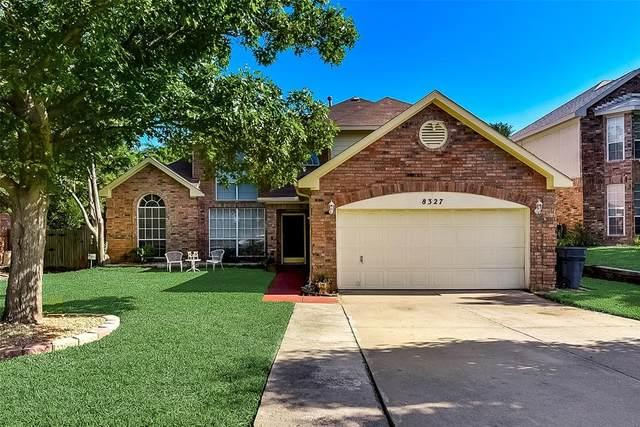 8327 Deep Green Drive, Dallas, TX 75249 (MLS #14358743) :: The Chad Smith Team