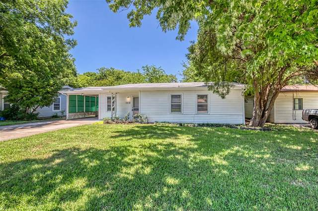 5836 Tracyne Drive, Westworth Village, TX 76114 (MLS #14358775) :: RE/MAX Landmark
