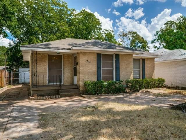 7718 Morton Street, Dallas, TX 75209 (MLS #14358787) :: The Chad Smith Team