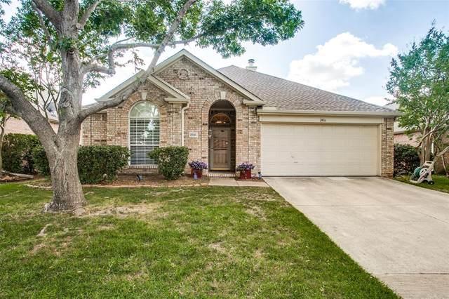 2816 Woodson Drive, Mckinney, TX 75072 (MLS #14358800) :: The Rhodes Team