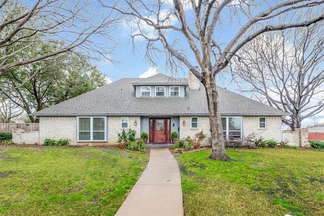 1404 Northridge Court, Carrollton, TX 75006 (MLS #14358822) :: The Good Home Team