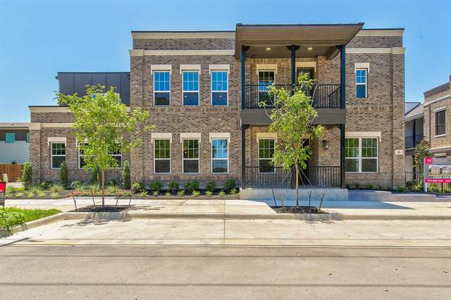 302 Nursery Lane #101, Fort Worth, TX 76114 (MLS #14358827) :: Front Real Estate Co.