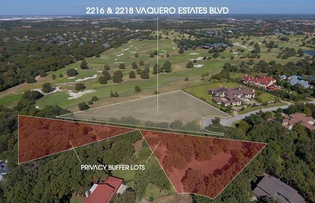 2218 Vaquero Estates Boulevard, Westlake, TX 76262 (MLS #14358833) :: The Kimberly Davis Group