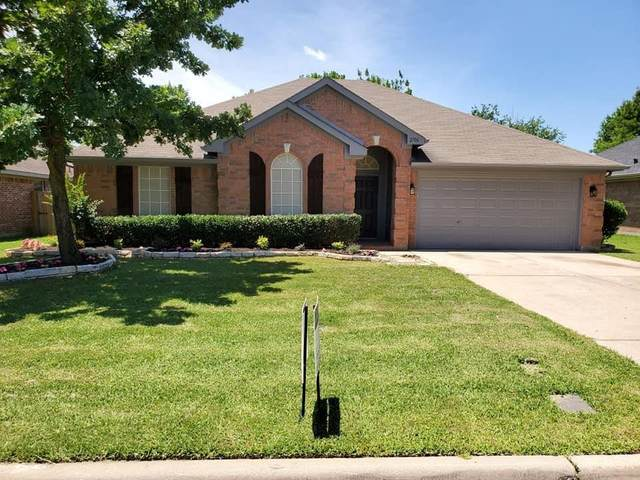 2706 Ferncrest Trail, Mansfield, TX 76063 (MLS #14358842) :: The Chad Smith Team