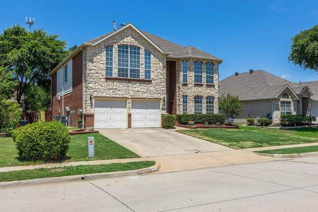 6624 Alderbrook Drive, Denton, TX 76210 (MLS #14358850) :: Post Oak Realty
