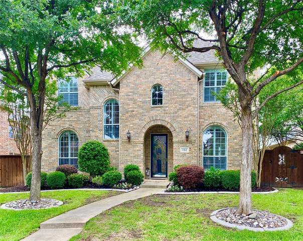 3762 Navarro Way, Frisco, TX 75034 (MLS #14358854) :: The Good Home Team