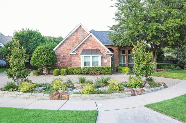 5000 Timber Circle Drive, Mckinney, TX 75072 (MLS #14358909) :: The Good Home Team