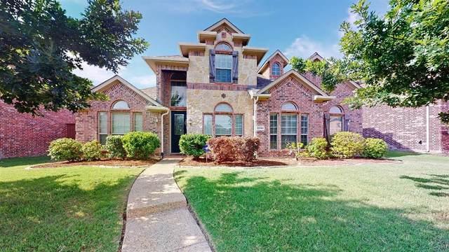13389 Chittamwood Lane, Frisco, TX 75035 (MLS #14358938) :: Post Oak Realty