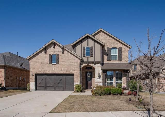 3563 Fieldview Court, Celina, TX 75009 (MLS #14358954) :: Tenesha Lusk Realty Group