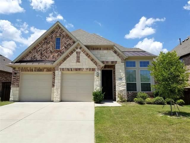 908 Llano Falls Drive, Mckinney, TX 75071 (MLS #14358956) :: Tenesha Lusk Realty Group