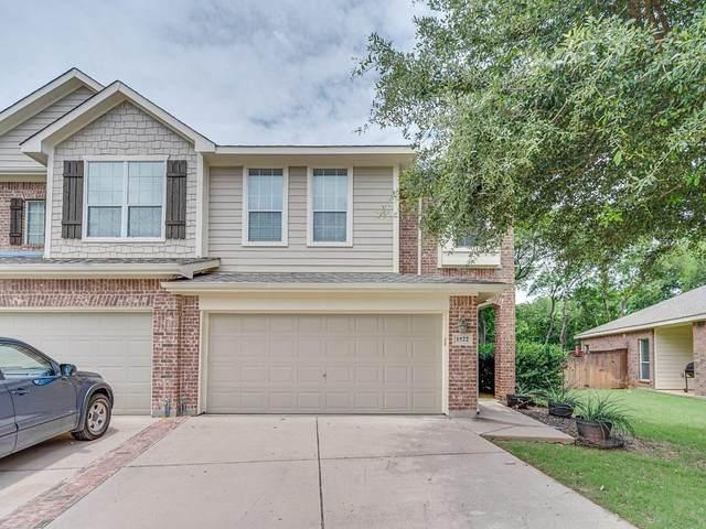 1522 Piedmont Drive, Mansfield, TX 76063 (MLS #14358974) :: RE/MAX Pinnacle Group REALTORS