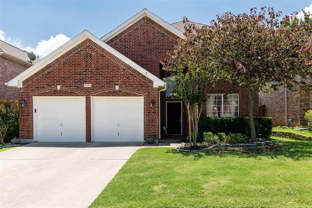 3513 Kales Lane, Flower Mound, TX 75022 (MLS #14358992) :: Tenesha Lusk Realty Group