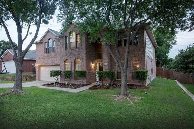 3708 Saint Johns Drive, Denton, TX 76210 (MLS #14359007) :: Post Oak Realty