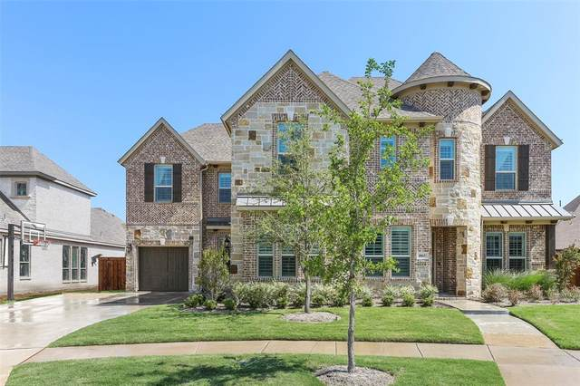 1865 Bareback Ranch Road, Frisco, TX 75036 (MLS #14359052) :: The Rhodes Team