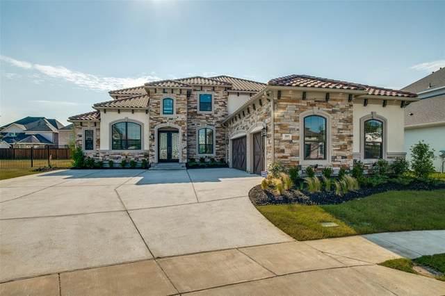 805 Thomas Drive, Allen, TX 75013 (MLS #14359103) :: Tenesha Lusk Realty Group