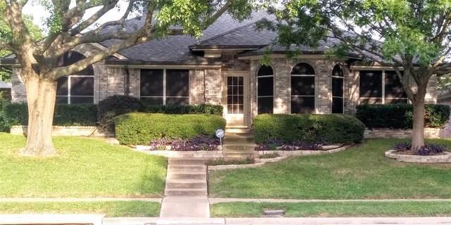 1310 Bethany Creek Boulevard, Allen, TX 75002 (MLS #14359161) :: The Rhodes Team