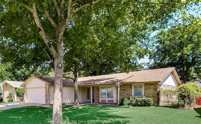 1013 Terrace Trail, Carrollton, TX 75006 (MLS #14359182) :: The Good Home Team