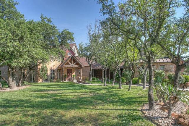 2501 Zion Hill Road, Weatherford, TX 76088 (MLS #14359187) :: The Kimberly Davis Group